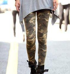 Cargo leggins