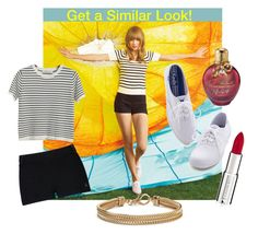 """""""Get a Similar Look!"""" by pamela-heinbaugh ❤ liked on Polyvore featuring Keds, EA7 Emporio Armani, Chicnova Fashion, Givenchy and Blue Nile"""