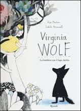 Ballando con Sofia: Virginia Wolf - La bambina con il lupo dentro - Kyo Maclear