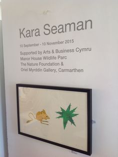 My exhibition at Anna's Welsh Zoo! In conjunction with the Zoo itself, Oriel Myrddin Gallery in Carmarthen and Arts and Buisness Cymru, And The Nature Foundation. September 10, Cymru, Buisness, Welsh, Foundation, Gallery, Frame, Nature, Blog