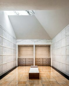 Lakewood Cemetery Garden Mausoleum   HGA Architects and Engineers; Photo: Paul Crosby   Bustler