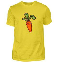 Karotte T-Shirt Mens Tops, Fashion, Back Stitch, Carrots, Cotton, Moda, Fashion Styles, Fasion