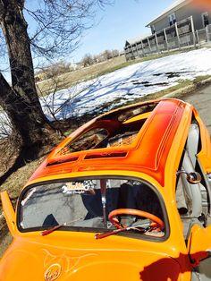 Custom Vw Bug, Custom Cars, Vw Bugs, Rat Rods, Route 66, Type 1, Guitars, Volkswagen, Porsche