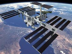 The International Space Station. Truly one of our greatest accomplishments.