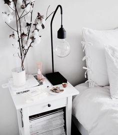 42 Stylish Bedside Deco Ideas – Captain Decor , 42 Stylish Nightstand Decor Ideas – Captain Decor , Home decor Source by msangelness Cute Dorm Rooms, Cool Rooms, My New Room, My Room, Home Bedroom, Bedroom Decor, Bedrooms, Bedroom Furniture, Star Bedroom
