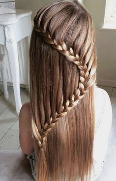 Cute Hairstyles ♥ - Diy Craft Projects