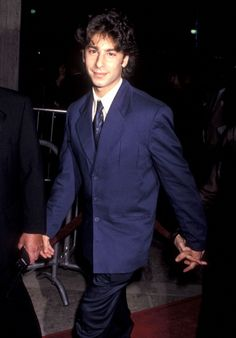 Jason Gould attends 'The Prince of Tides' New York City Premiere on December 11 1991 at the Cineplex Odeon Century Plaza Cinemas in Century City...