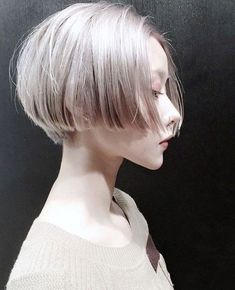 Balayage for Short Hair: 28 Stunning Hair Color Ideas - Style My Hairs Trendy Haircut, Cute Hairstyles For Short Hair, Girl Short Hair, Short Girls, Haircut Styles, Styles Undercut, Haircut Short, Short Hair With Layers, Layered Hair
