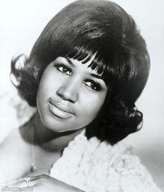 Aretha Franklin (Born on March 25, 1942)