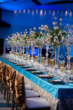 Excited to have Your Event Solution at the 2/3/13 Bridal Extravaganza of Atlanta! Look at this tablescape...wow!