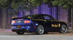 Blue Angels edition Mustang GT