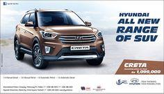 IMC - Hyundai: All New Range of SUV. Tel: 286 9255 / 244 3333