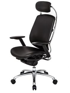 The Mod Office - 1-Series High Back Office Chair, $565.00 (http://www.themodoffice.com/1-series-high-back-office-chair/)