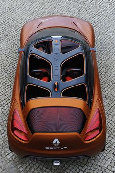 Nice Exotic cars 2017: Renault concept car....  Cool Cars
