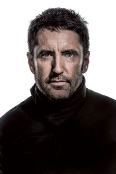 Trent Reznor-saw him on the Grammy's last night and didn't ever realize how good looking he is!