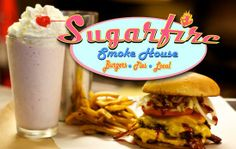 SugarFire Smoke House - St. Louis Missouri........I could just live there.......