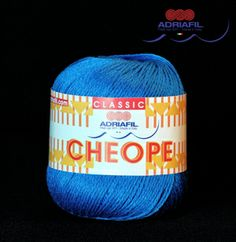 CHEOPE #yarn by #Adriafil: the brightness and the quality of a mercerized pure Egyptian #cotton. Choose your #colour: http://www.adriafil.com/uk/scheda-filato.html?id_cat=12&id_gr=3&id_filato=EO  Have you already seen the brand new delicious and trendy ocean blue (col. 62) that joined the wonderful color range of this yarn?