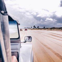 coffeentrees:  Go off road. Photo: @8400likes #HerschelSupply #WellTravelled #Brazil by herschelsupply