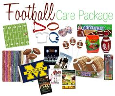 L♥ve From Home: Inspiration Board: Football Box!