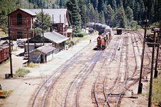 Railroad Photography, Art Photography, Locomotive, Model Training, Milwaukee Road, Ho Trains, Train Pictures, Model Train Layouts, Train Tracks