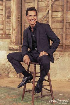 Matthew McConaughey, photo by Ruven Afanador