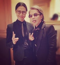 """948 Likes, 13 Comments - hico (@hirokihoriko) on Instagram: """"We attended a wedding, he sang 2 songs to my piano♪ #hyde"""""""