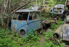 Bastnas Car Graveyard: Sweden's Vast Vehicle Cemetery Boasts '1,000 ...