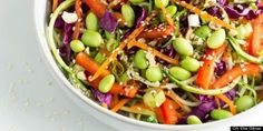 Recipes that use a kitchen contraption that turns vegetables into ribbons and noodles