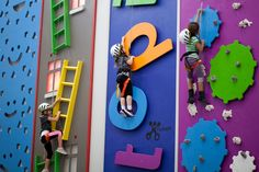 Explore Top Rope, Lead, Bouldering, Yoga, Gym, Kids Classes & Birthday Party Activities   Sender One Climbing