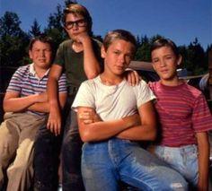 Conta Comigo, lançado em 1986, também foi um clássico da década de 80. Quatro amigos de infância via... - Divulgação