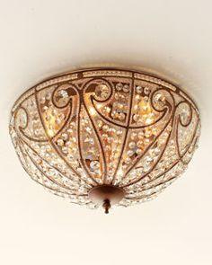 """""""Elizabethan"""" Ceiling Light"""