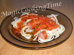 Magic Cooking Time | Blog o gotowaniu: Makaron w pomidorach