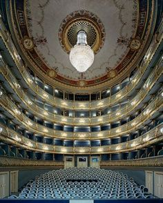 The Grand Théâtre Opera House in Bordeaux, France.