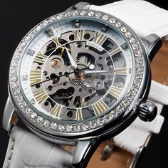 MA 145L Constellation Watch Brands, Constellations, White Leather, Dreaming Of You, Watches For Men, Connect, Peace, Dreams, Accessories