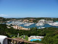 Porto Cervo - Sardinia - Sardegna.com. Primary port on the Emerald Coast of NE Sardinia & has yacht-filled harbor & resorts.