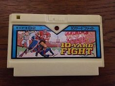 10 Yard Fight Famicom Japan NTSC-J Nintendo Family Computer