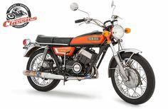 1972Yamaha R5 350