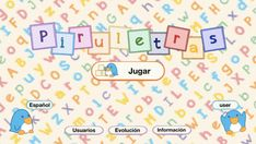 Aplicación para niños con dislexia