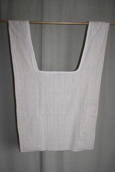 cocon.commerz PRIVATSACHEN  VORRAT Shopper aus Baumwolle in naturweiß #nachhaltig seit 1984 #seide #leinen #linen #silk #handgefärbt  #shibori #hand-dyed
