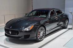2015 Maserati Quattroporte GTS - LA Auto Show 2014