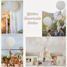 Blog de Organización de Bodas - Wedding Planner Madrid - Globos Boda