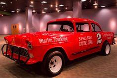 Mark Martin's Stock Car Martin Car, Mark Martin, Batesville Arkansas, Sport Hall, Old Race Cars, First Car, Nascar, Old School, Racing