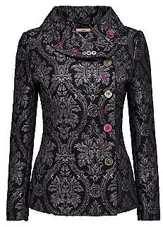 Jacquard Jacket by Joe Browns
