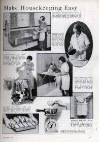 Retronaut - Making Housekeeping Easy