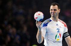 Jerome Fernandez - Lateral - 35 años -  Toulouse Handball (Francia)