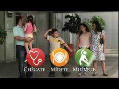 Chécate, Mídete & Muévete - Versión Hija - YouTube