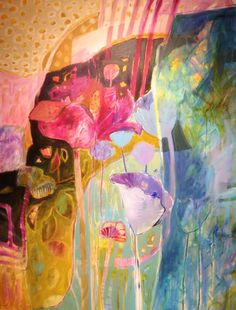 Giverny Colors by Dorothy Ganek