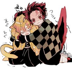 Đọc Truyện 《Kimetsu No Yaiba》Fanart + Doujinshi - Tanjirou × Zenitsu - Trang 2 - - Wattpad - Wattpad Anime Chibi, Kawaii Anime, Manga Anime, Anime Art, Demon Slayer, Slayer Anime, Anime Angel, Anime Demon, Little Poni