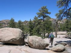 Prescott Highlands Center hiking spree starts 9/6