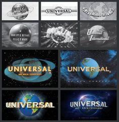 Evolution of Universal Logo